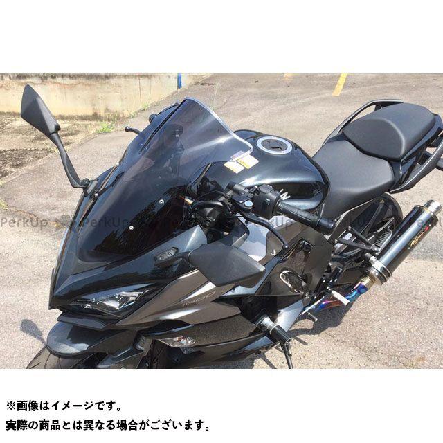 【エントリーでポイント10倍】 ノジマ ニンジャ1000・Z1000SX スクリーン(スモーク) タイプ2