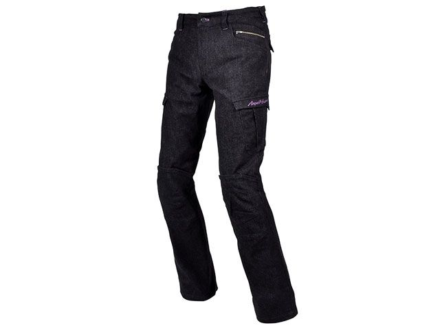 送料無料 AngelHearts エンジェルハーツ レディースアパレル AHP-5111 Stretch Denim Pants(ブラック) WM