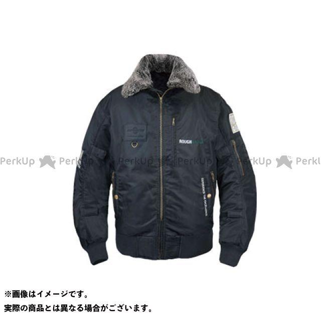 【特価品】ラフ&ロード RR7690 B-15RボアウインタージャケットFP(ブラック) サイズ:XL ラフアンドロード