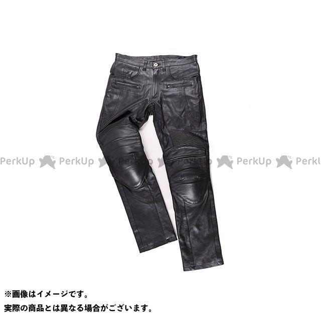 DEGNER DP-28 メンズカップ付レザーパンツ(ブラック) サイズ:M メーカー在庫あり DEGNER