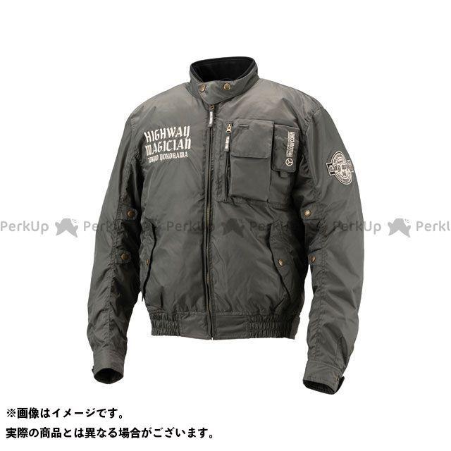 イエローコーン 2018-2019秋冬モデル YB-8300 ウィンタージャケット(タングステン) サイズ:3L YeLLOW CORN