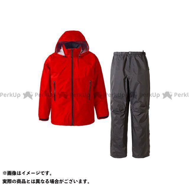 プロモンテ SR136M ゴアテックス レインスーツ メンズ(レッド) サイズ:L メーカー在庫あり PUROMONTE