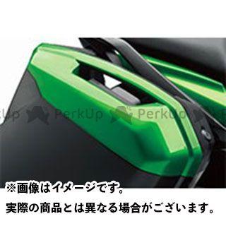 送料無料 カワサキ ニンジャ1000・Z1000SX ニンジャH2 SX ツーリング用カバー パニアケースカバー 左右セット(エメラルドブレイズドグリーン)