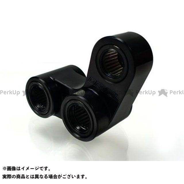 コウバリンク WR250R 車高調整キット DEVOL WR250R ローダウンリンク 4.4cmダウン