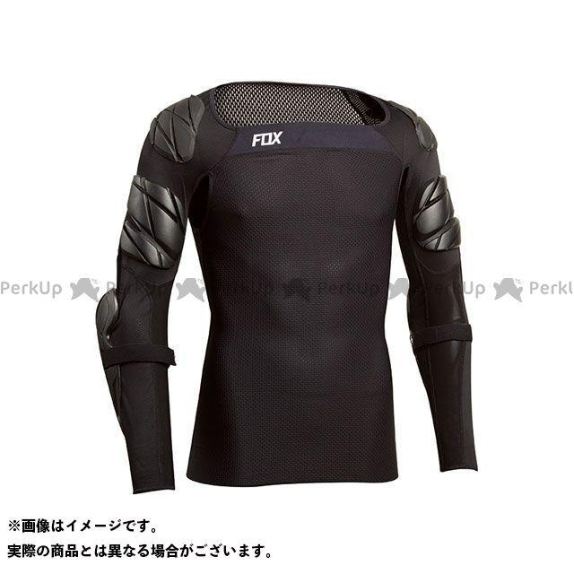 FOX エアフレームプロ スリーブ(ブラック) L/XL メーカー在庫あり フォックス