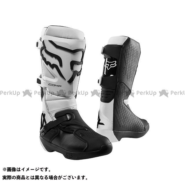 FOX コンプ ブーツ(ホワイト) 12/28.5cm フォックス