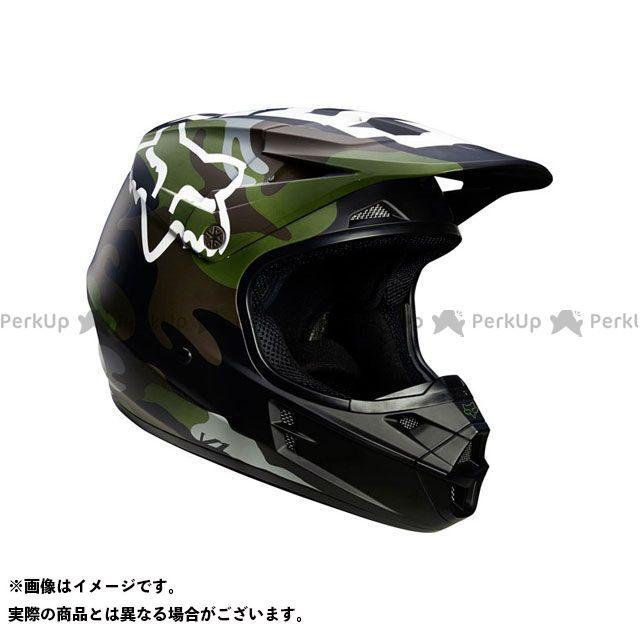 送料無料 FOX フォックス オフロードヘルメット MX18 V1 カモ ヘルメット(カモ) XL/61-62cm