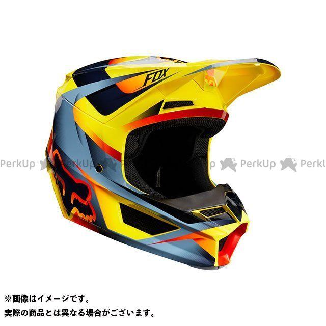 FOX フォックス V1 モティーフ ヘルメット(イエロー) XL/61-62cm