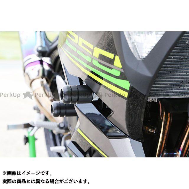 ベビーフェイス ニンジャ250 スライダー類 フレームスライダー