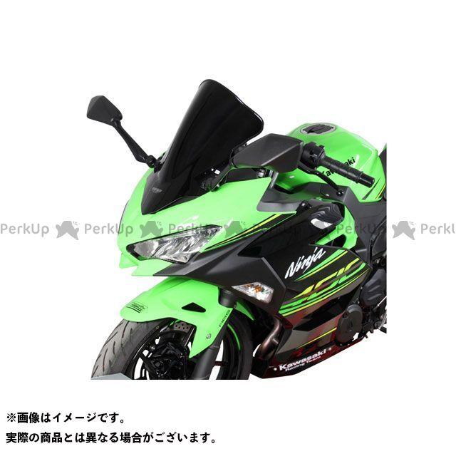 MRA ニンジャ250 ニンジャ400 スクリーン レーシング(ブラック) メーカー在庫あり エムアールエー