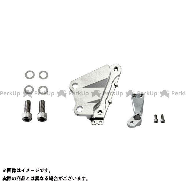 送料無料 プロト CBR250RR キャリパー キャリパーサポート(シルバー)