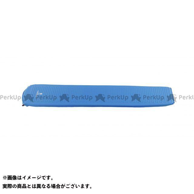 送料無料 イスカ ISUKA マット&シート 2035 ピークライトマットレス 180(全身用) インディゴ