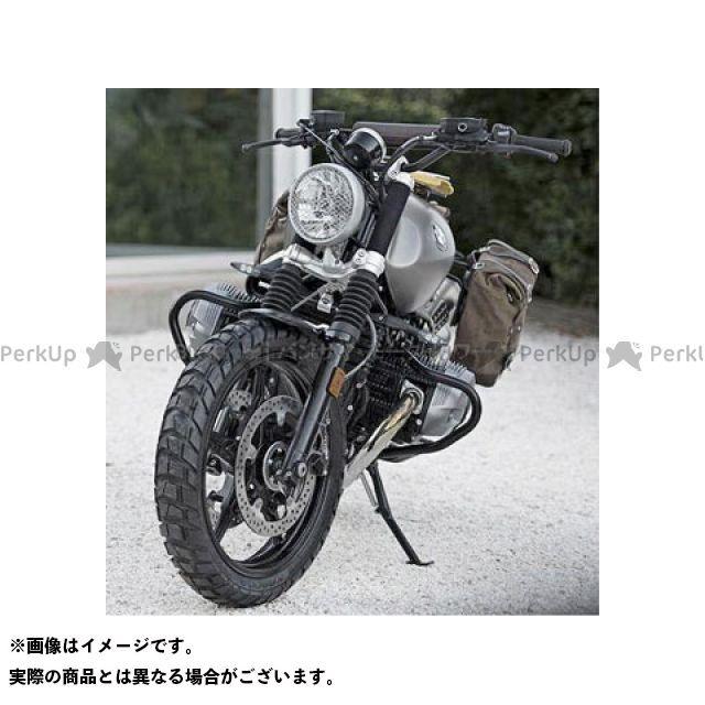 ユニットガレージ BMW R nineTシリーズ用エンジンガード(ブラック) UNIT GARAGE