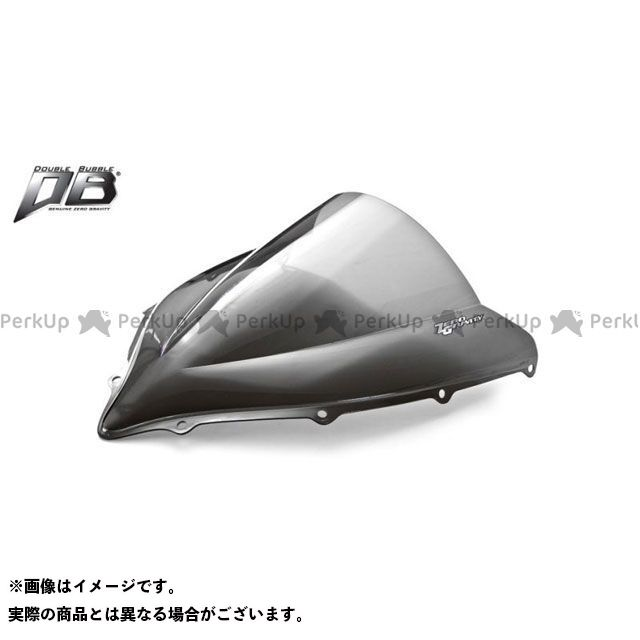 ゼログラビティ F4 F4 RR スクリーン ダブルバブル スモーク ZEROGRAVITY