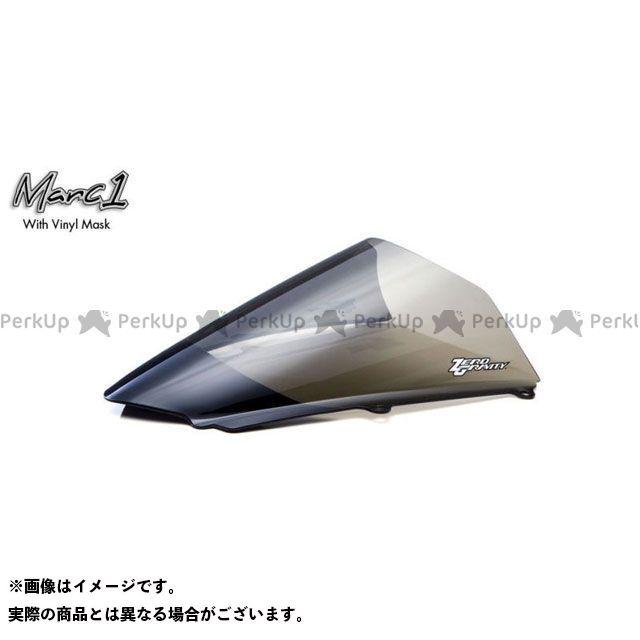 ゼログラビティ デイトナ675 スクリーン MARC1 クリア ZEROGRAVITY