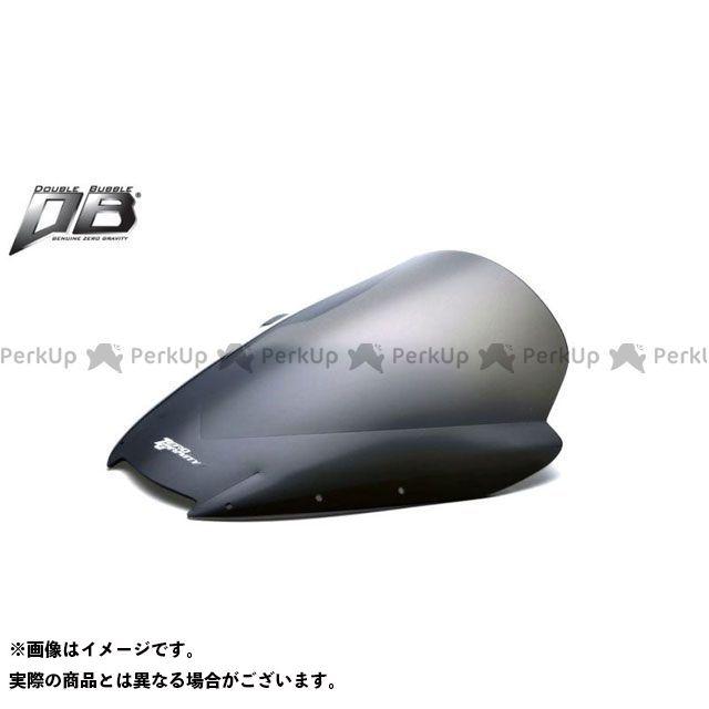 ゼログラビティ タイガー1050 スクリーン ダブルバブル ダークスモーク ZEROGRAVITY