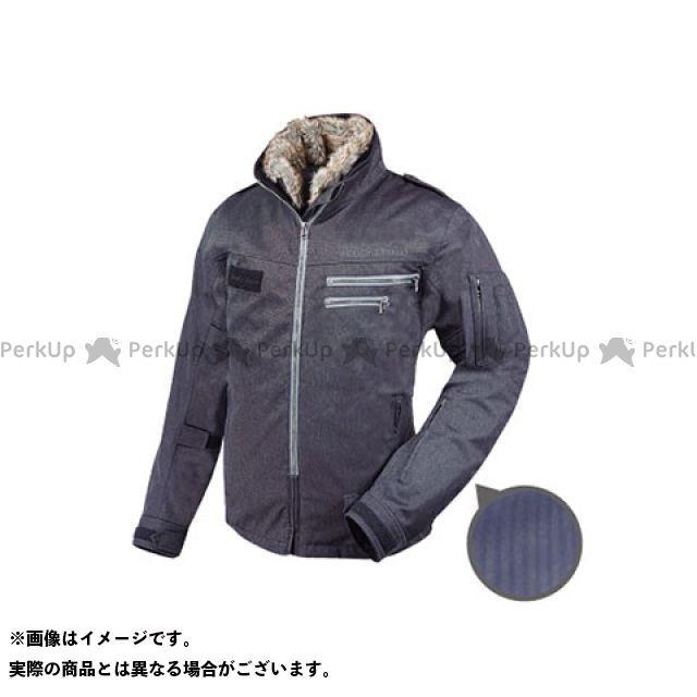 【特価品】ラフ&ロード RR7692 フライトジャケットEX(ヘリンボーンチャコール) サイズ:L ラフアンドロード