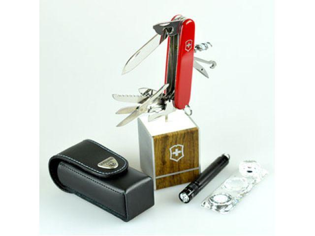 送料無料 ビクトリノックス Victorinox ナイフ&刃物 トラベルセット