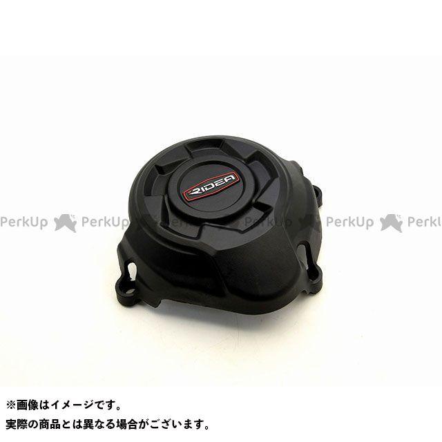 【特価品】リデア ニンジャ1000・Z1000SX Z1000 Z1000R 炭素繊維強化ジェネレーターカバー(ブラック) RIDEA