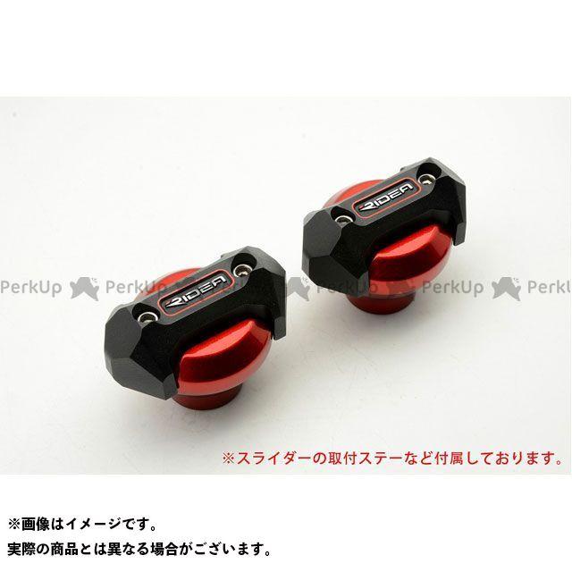 【特価品】リデア ニンジャ1000・Z1000SX フレームスライダー メタリックタイプ(レッド) RIDEA