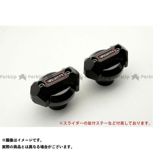 【特価品】リデア GSX-R1000 フレームスライダー メタリックタイプ(ブラック) RIDEA