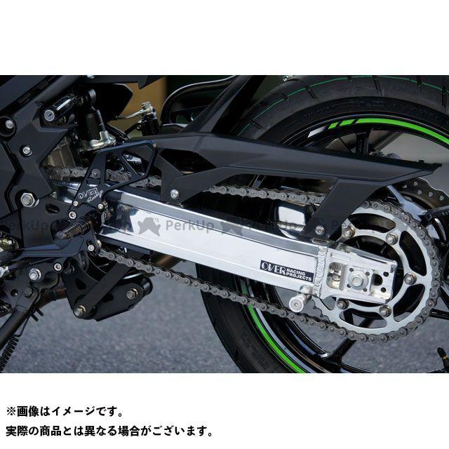 【無料雑誌付き】オーバーレーシング ニンジャ400 スイングアーム タイプ7 OVER RACING