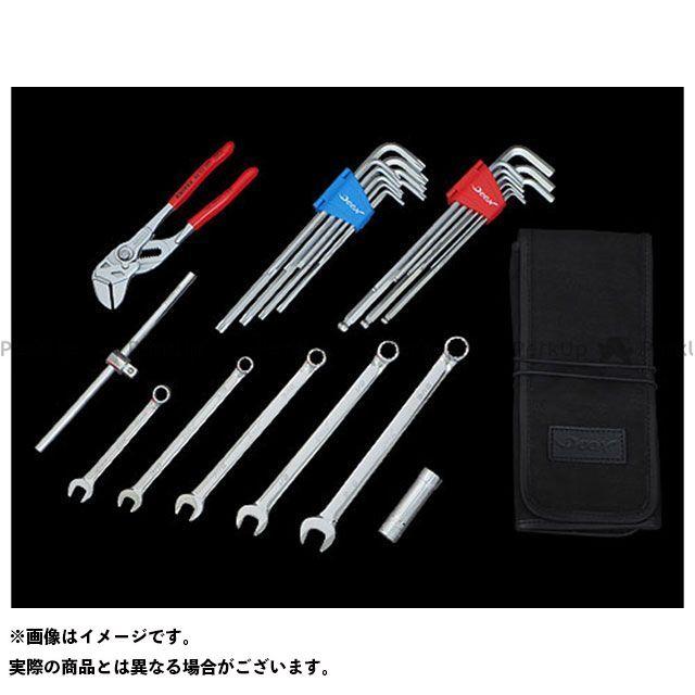 【無料雑誌付き】ディーン インチ 積載ツールセット TC/M8/XL DEEN