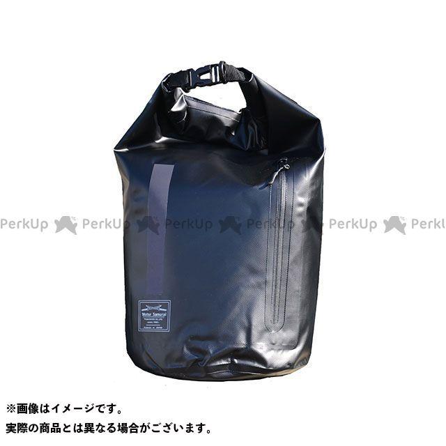 モーターサムライ Motor Samurai ツーリング用バッグ ツーリング用品 ブラック 30L 新作製品 付与 世界最高品質人気 ウォータープルーフバックパック MSB-08