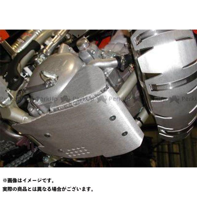【エントリーで最大P23倍】フラットランドレーシング その他のモデル FLR スキッドプレート KTM FLATLAND RACING