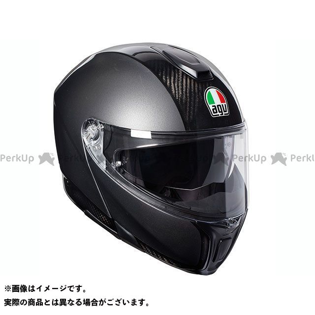 AGV SPORTMODULAR 005-CARBON/DARK GREY S エージーブイ