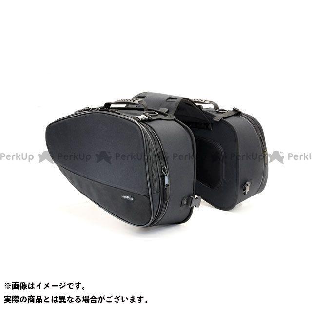 タナックス TANAX 日本正規代理店品 超定番 ツーリング用バッグ ツーリング用品 無料雑誌付き メーカー在庫あり マルチフィットサイドバッグL ブラック MOTO FIZZ