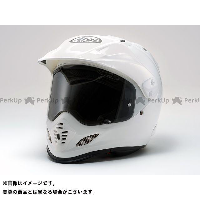 アライ ヘルメット Arai TOUR CROSS 3(ツアークロス3) グラスホワイト 59-60cm