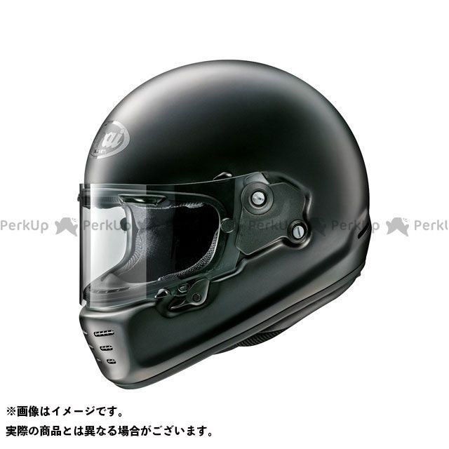メーカー在庫あり アライ ヘルメット Arai RAPIDE NEO(ラパイド・ネオ) フラットブラック 57-58cm