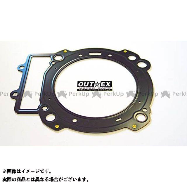 【特価品】アウテックス 690デューク 690 SMC R ヘッドガスケット タイプ:ボア105mm用 OUTEX