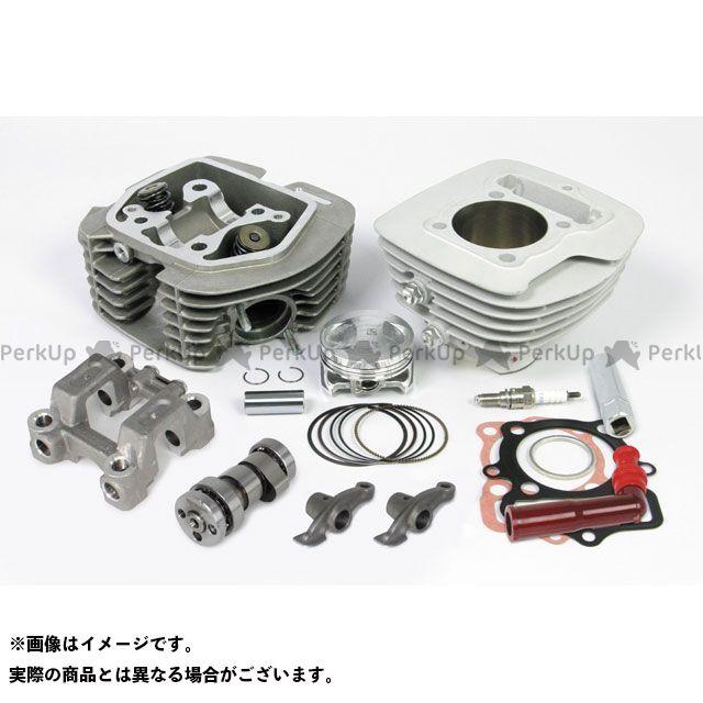 SP武川 スーパーヘッド(ステージ3)120cc(ビッグフィンシリンダー) TAKEGAWA