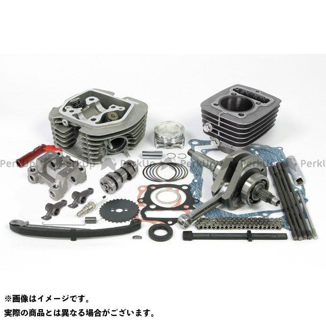 SP武川 エイプ50 XR50モタード スーパーヘッド(ステージ3)ボア&ストロークアップキット124cc TAKEGAWA