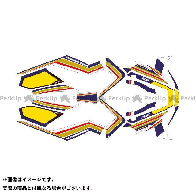 MDF X-ADV X-ADV グラフィックキット ロスマンズ タイプ:コンプリート エムディーエフ