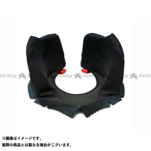 AGV エージーブイ CHEEK PADS PISTA GP R ASIA FIT(ブラック) XL