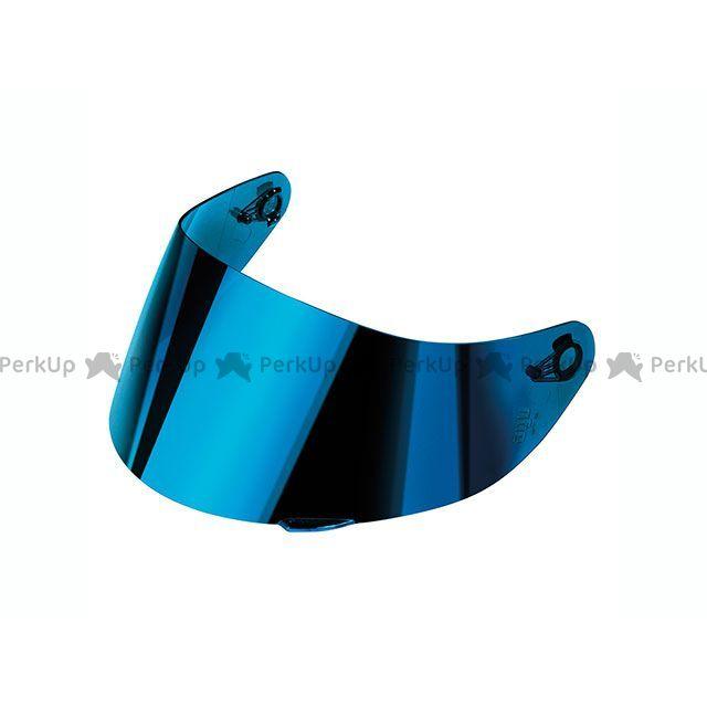 AGV エージーブイ VISOR GT2-1 AS PLK (xs-s-ms) Sサイズ用(イリジウムブルー)