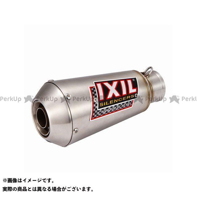 イクシル XSR700 OVC13S メガホン ヤマハ XSR 700 16-18 フルEX マフラー IXIL
