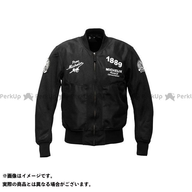 ミシュラン 2019春夏モデル ML19104S メッシュジャケット(ブラック) M Michelin