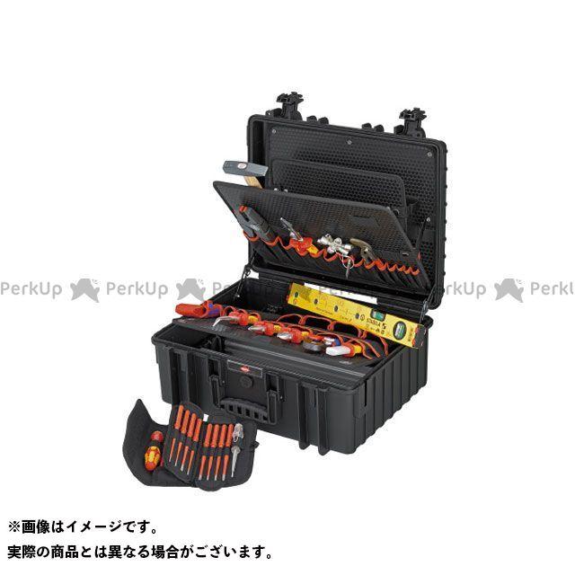 【無料雑誌付き】KNIPEX 002136 電気技師用ツールセット 26PCE クニペックス