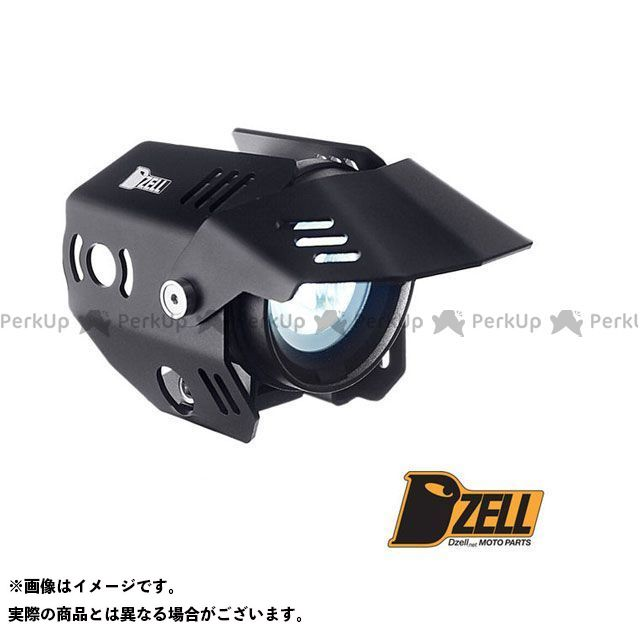 ディーゼル Xマックス250 LEDフォグライトセット(ヤマハX-MAX) DZELL