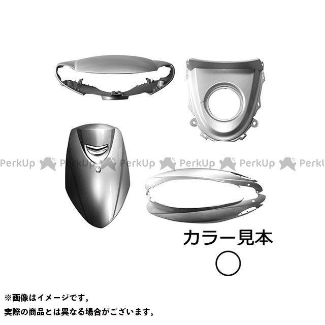 スーパーバリュー ジョグ 外装5点セット 4stジョグ 3P3(SA36/39J) ホワイトメタリック1(0233)  supervalue