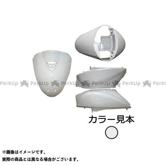 スーパーバリュー トゥデイ 外装4点セット トゥデイ(AF67) シグマシルバーメタリック(NH-494M) supervalue