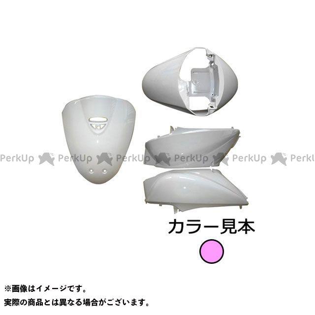 スーパーバリュー トゥデイ 外装4点セット トゥデイ(AF67) レプスピンクメタリック(RP-168M)