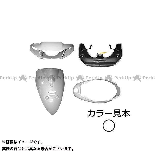 スーパーバリュー ジョグZ 外装4点セット ジョグZ(3YK) シルキーホワイト(00GE) ハイマウントアッセンブリ付  supervalue