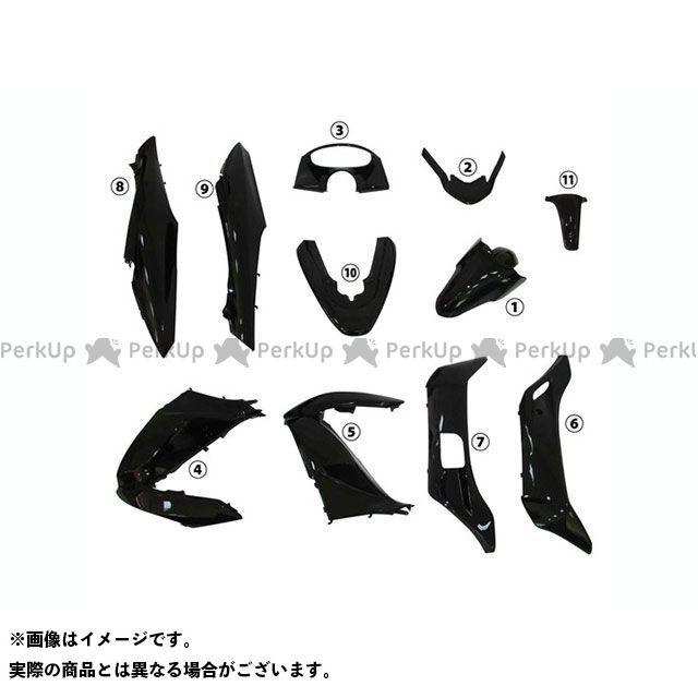 メーカー在庫あり スーパーバリュー PCX125 外装11点セット PCX125(JF28) ブラック