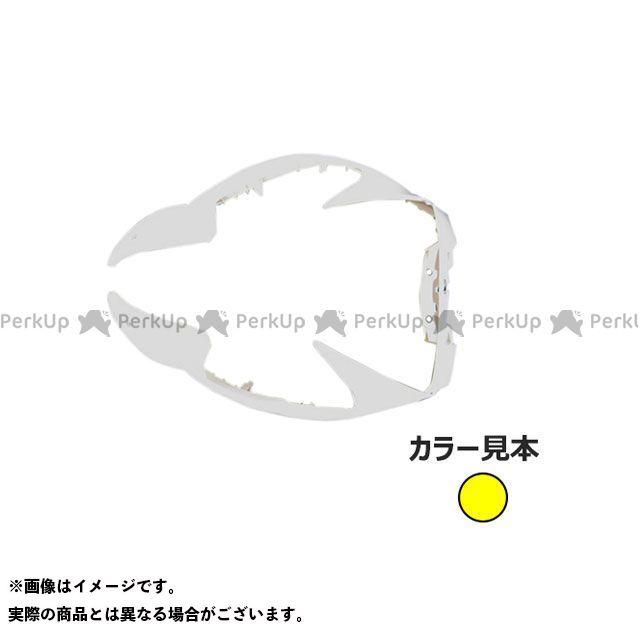 スーパーバリュー シグナスX フロントカバー 3th NewシグナスX(SE44J) イエロー 台湾仕様カラー supervalue
