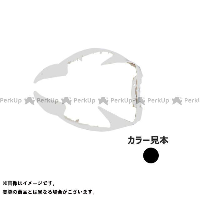 スーパーバリュー シグナスX フロントカバー 3th NewシグナスX(SE44J) ブラックメタリックX(0903) supervalue